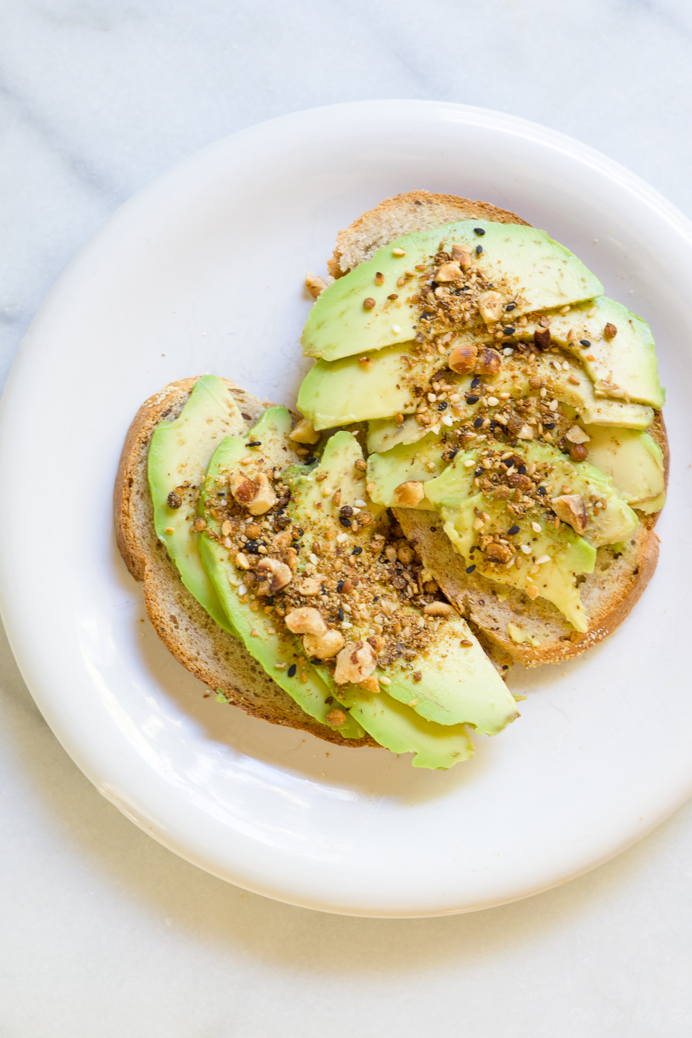 Dukkah Avocado Toast