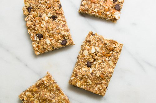 Basic Energy Bars